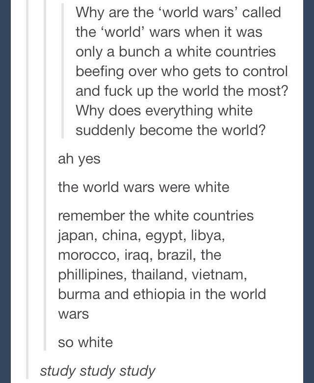 White+people+started+all+wars+according+to+tumblr_0c03a8_5563472