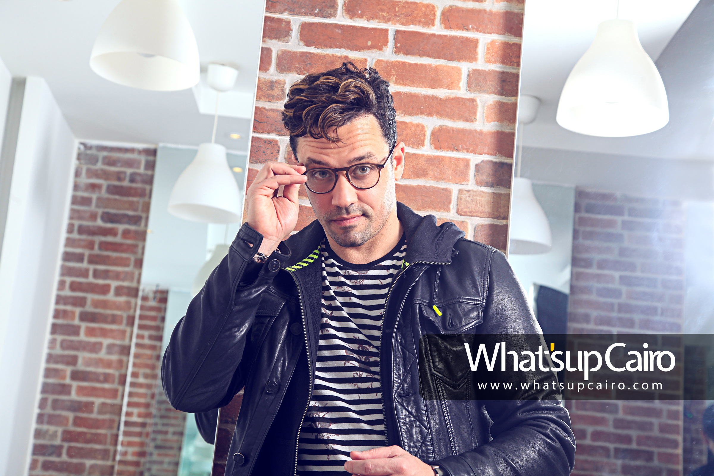 Ashraf Hamdy What's up Cairo interview 2018