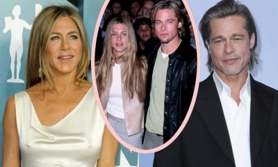 Brad Pit Jennifer Aniston