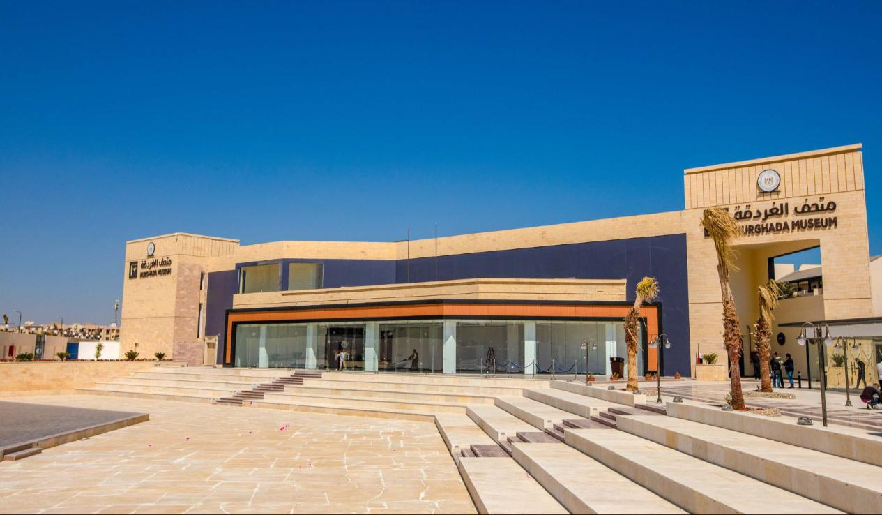 Hurghada Museum Finally Opens to the Public With More than 1,500 Artifacts on Display