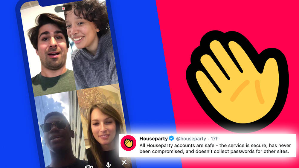 Houseparty: Is the App Really Hacking Into Your Accounts?