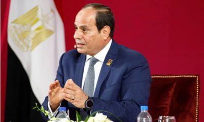 Sisi: Egypt Will Bear Quarantine Cost for Egyptians Stranded Abroad