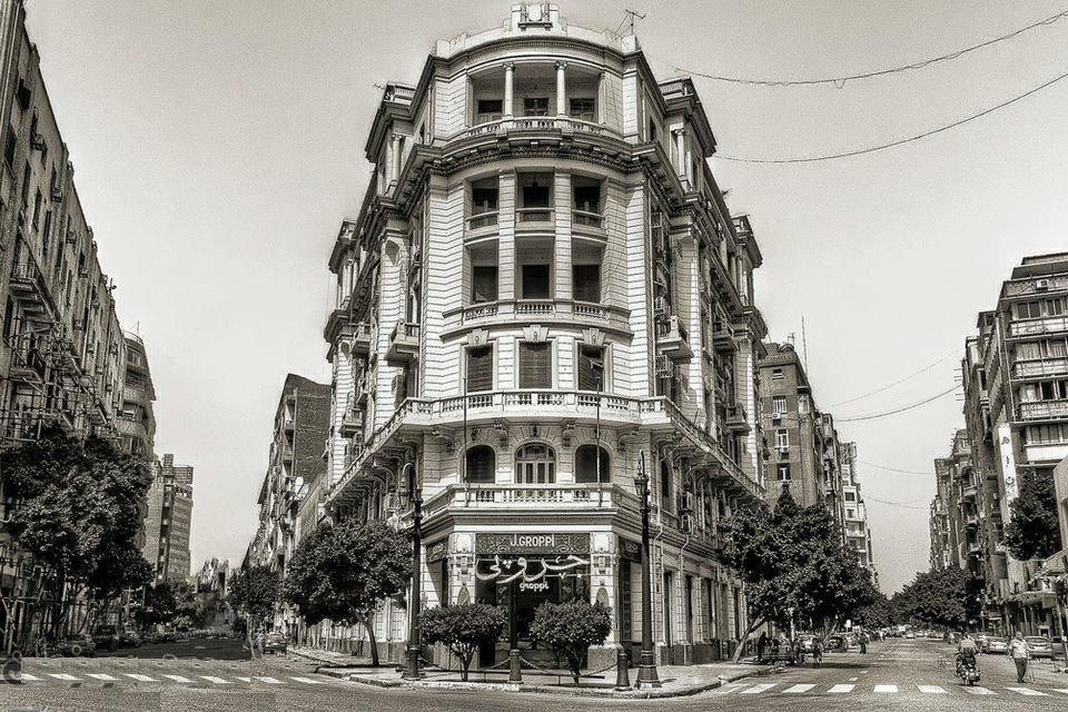 Downtown Cairo