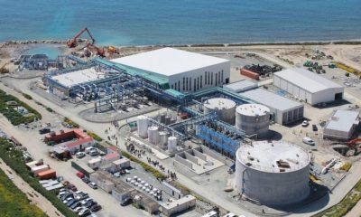 Construction Begins in Sinai of the Largest Desalination Plant in Middle East