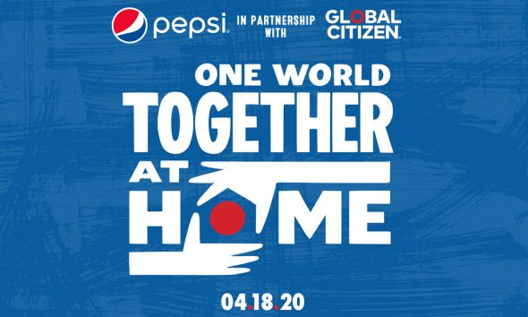 Pepsi Teams Up With Global Citizen For An Epic Virtual Concert