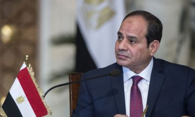 Sisi: Egypt Will Handle Quarantine Cost for Egyptians Stranded Abroad